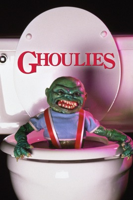 Ghoulies 1985 Cover